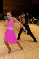Danny Stowell &amp; Kate Moore at UK Open 2009