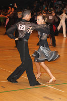 Luke Miller & Hanna Cresswell-Melstrom at The International Championships