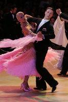 Arunas Bizokas & Katusha Demidova at Blackpool Dance Festival 2009