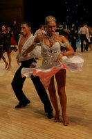 Ben Hardwick & Lucy Jones at UK Open 2008