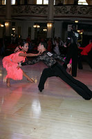 Jason Chao Dai & Patrycja Golak at Blackpool Dance Festival