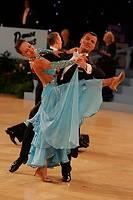 Ruslan Golovashchenko & Olena Golovashchenko at UK Open 2008
