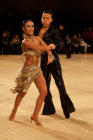 Lu Ning & Jasmine Ding Fang Zhang at UK Open 2009