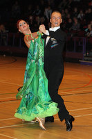 Ben Taylor & Stefanie Bossen at The International Championships