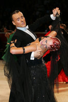 Ben Taylor & Stefanie Bossen at International Championships 2011
