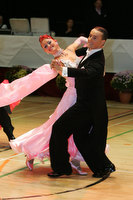 Ben Taylor & Stefanie Bossen at International Championships 2009