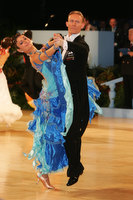 Christopher Short & Elisa Chanaa at UK Open 2010