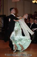 Chao Yang & Yiling Tan at Blackpool Dance Festival 2006