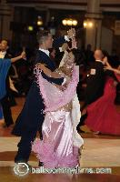 Domen Krapez & Monica Nigro at Blackpool Dance Festival 2006