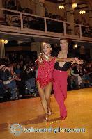 Jurij Batagelj & Jagoda Batagelj at Blackpool Dance Festival 2006