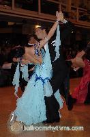 Isaia Berardi & Cinzia Birarelli at Blackpool Dance Festival 2006