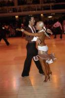 Andrew Cuerden &amp; Hanna Haarala at Blackpool Dance Festival 2006