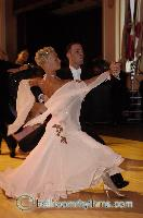 Alessio Potenziani &amp; Veronika Vlasova at Blackpool Dance Festival 2006