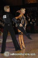 Peter Stokkebroe & Kristina Stokkebroe at The International Championships