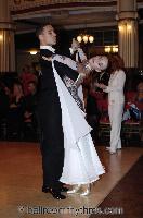 Marco Lustri & Alessia Radicchio at Blackpool Dance Festival 2006