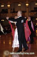 Robert Hoefnagel & Silke Hoefnagel at Blackpool Dance Festival 2006