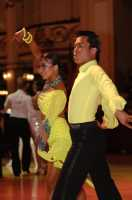 Melvin Tan & Sharon Tan at Blackpool Dance Festival 2006