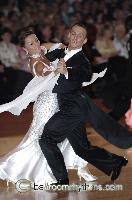 Benedetto Ferruggia & Claudia Köhler at Blackpool Dance Festival 2006