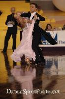 Benedetto Ferruggia & Claudia Köhler at Australian Dancesport Championship 2006