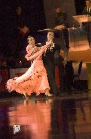 Benedetto Ferruggia &amp; Claudia Khler at Australian Dancesport Championship 2006
