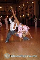 Jesper Birkehoj & Anna Anastasiya Kravchenko at Blackpool Dance Festival 2006