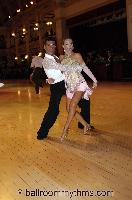 Massimo Regano & Silvia Piccirilli at Blackpool Dance Festival 2006