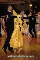 Alexei Galchun & Tatiana Demina at Blackpool Dance Festival 2006