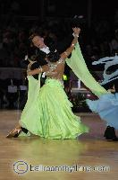 Alexei Galchun & Tatiana Demina at The International Championships