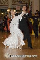 Nikolai Darin & Ekaterina Fedotkina at Blackpool Dance Festival 2006