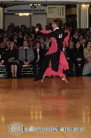 Marek Kosaty & Paulina Glazik at Blackpool Dance Festival 2006