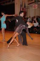 Alex Ivanets & Lisa Bellinger-Ivanets at Blackpool Dance Festival 2006