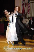 Andrea Zaramella & Letizia Ingrosso at Blackpool Dance Festival 2006