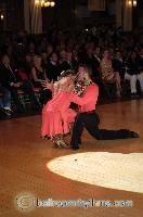 Alex Wei Wang &amp; Roxie Jin Chen at Blackpool Dance Festival 2006