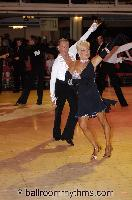 Martyn Long & Elaine Long at Blackpool Dance Festival 2006