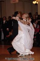Oscar Pedrinelli &amp; Kamila Brozovska at Blackpool Dance Festival 2006