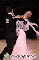 Roberto Villa & Morena Colagreco at The International Championships
