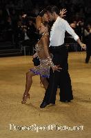 Shota Sesoko & Shizuka Hara at UK Open 2007