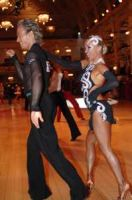 James Jordan & Aleksandra Jordan at Blackpool Dance Festival 2006