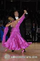 Tony Dokman & Amanda Dokman at The International Championships