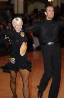 David Byrnes & Karla Gerbes at Blackpool Dance Festival 2006
