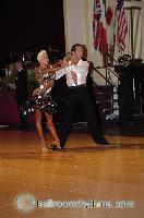 Michal Malitowski & Joanna Leunis at Blackpool Dance Festival 2006