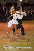 Michal Malitowski &amp; Joanna Leunis at Blackpool Dance Festival 2006