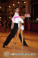 Raimondo Todaro & Francesca Tocca at Blackpool Dance Festival 2006
