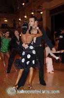 Emanuele Soldi & Elisa Nasato at Blackpool Dance Festival 2006
