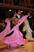 Alex Hou & Melody Hou at Blackpool Dance Festival 2006