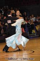 Alex Hou & Melody Hou at The International Championships
