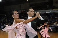 Michael Glikman & Milana Deitch at FATD National Capital Dancesport Championships 2006