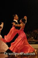 Michael Glikman & Milana Deitch at Australian Dancesport Championship 2006