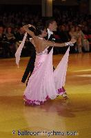 Mauro Favaro & Angelina Shabulina at Blackpool Dance Festival 2006