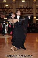 Luca Rossignoli & Veronika Haller at Blackpool Dance Festival 2006